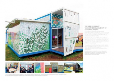 Exclusive Books: Exclusive S.E.E.D Library, 3 Outdoor Advert by 140 BBDO Cape Town