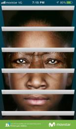 Movistar: Jaden Print Ad by Prolam Y&R Santiago