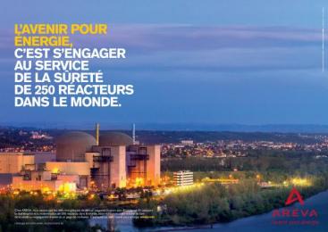 Areva: The Future for energy, 3 Print Ad by Havas Worldwide Paris