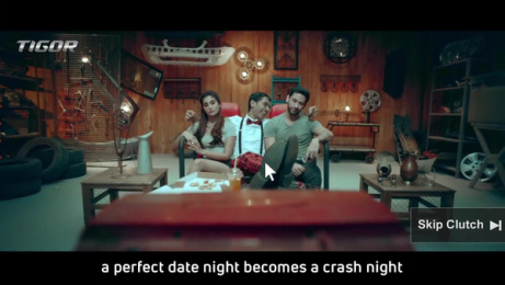 Tata: Skip The Clutch, 2 Digital Advert by WATConsult Mumbai