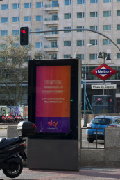 Sky: No Spoilers Outdoor Advert by Darwin