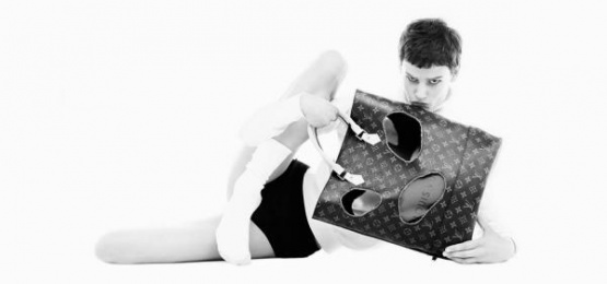 Louis Vuitton: LOUIS VUITTON Monogram, 1 Print Ad