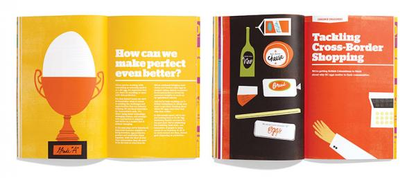 BC Egg Marketing Board: Make Perfect Even Better, 3 Design & Branding by DDB Vancouver
