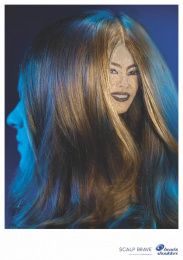 Head & Shoulders: Sofia Print Ad by Saatchi & Saatchi London