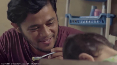 Vicks: Learning to Love Film by Publicis Singapore, Straight Shooters