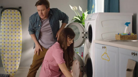 Haier: TwinTasker Front Load Washer (15 sec) Film by Special Group Australia