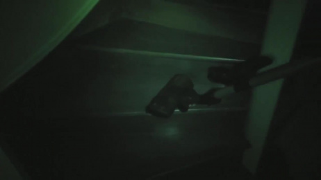 Bosch: The quietest burglars - vacuum at night Film by BBDO Brussels