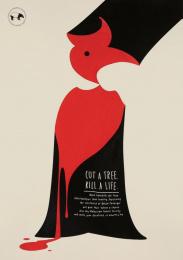 Malaysian Nature Society: Hornbill Print Ad by Y&R Kuala Lumpur