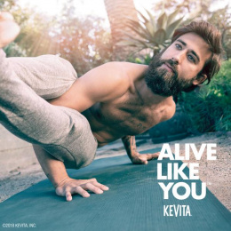 KeVita: Alive Like You, 3 Print Ad by The Integer Group