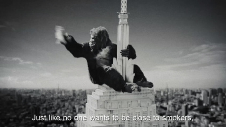 Major Cineplex Group: Turn off the mobile phone: KingKong Film by Leo Burnett Bangkok, Mum Films