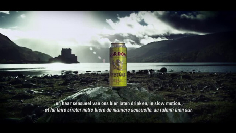 Gordon Finest Beers: Nothing to prove Film by 10 Advertising