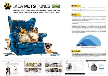 IKEA: IKEA PETS TUNES Case study by Ogilvy & Social.Lab