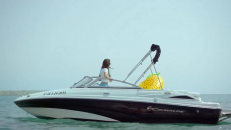 Foot Locker: Boat music party Film by CLM BBDO Paris