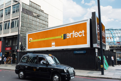 B & Q: Build a Life, 3 Outdoor Advert by Uncommon London, Knucklehead