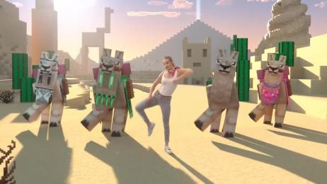 Minecraft: The Super Duper Minecraft Musical! Film by Psyop, twofifteenmccann San Francisco