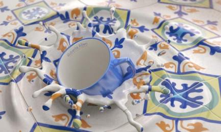 Roberta Allen: Mug Print Ad by Leo Burnett Bogota