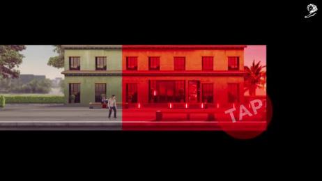 Coca-cola: Snapskate Digital Advert by Ogilvy & Mather Frankfurt, Stink