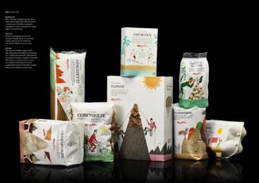 ICA: GOOD LIFE Design & Branding by King