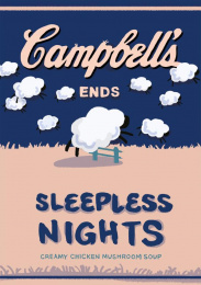 Campbell's: Ends Sleepless Nights Print Ad by Y&R Kuala Lumpur