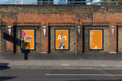 B & Q: Build a Life, 1 Outdoor Advert by Uncommon London, Knucklehead
