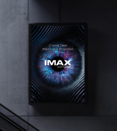 Imax: IMAX with Laser, 2 Print Ad by Trollback & Company