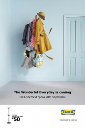 IKEA: Hemnes Print Ad by Mother London