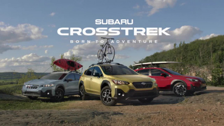 Subaru: Subaru Crosstrek: Mud Film by Zulu Alpha Kilo