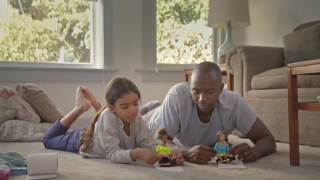Barbie: Dad's Who Play Barbie Film by BBDO San Francisco, Slim Pictures
