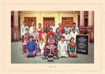 Nestle: Nanhi Kali, 1 Print Ad by J. Walter Thompson Mumbai