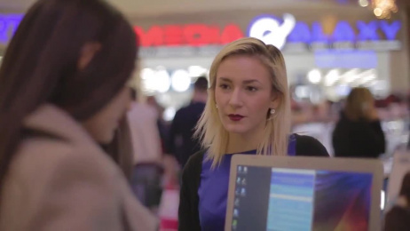 Windows 10: Windows Hello Face Recognition Direct marketing by MSPS Marketing & Communication