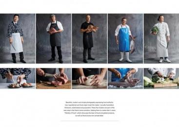David Jones: Building a Foods Brand, 6 Design & Branding by Woolworths Agency