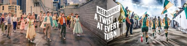 Visit Victoria: A twist at every turn, 1 Print Ad by Clemenger BBDO Melbourne
