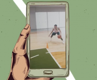 Nike: Hyper Court Digital Advert by BBH Singapore