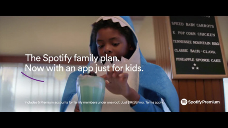 Spotify: Get The Family On Lil Yachty Film by 72andSunny, USA