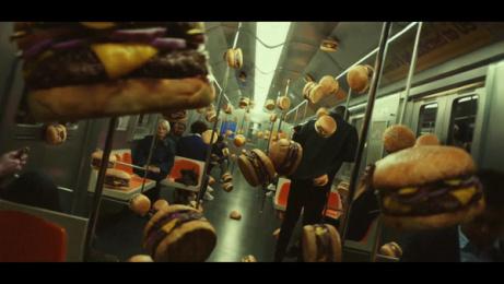 Postmates: Burger Film by Mother LA, Riff Raff Films