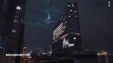 The Elbphilharmonie Hamburg: Music In Sight [case film] Ambient Advert by Jung Von Matt/Alster Hamburg