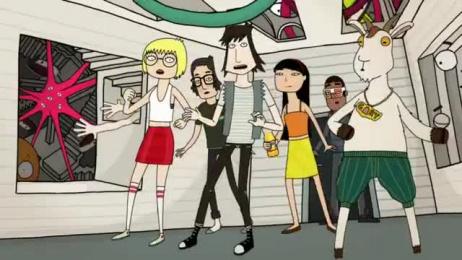 Fanta: Ex adds friends Film by Pereira & O'Dell San Francisco