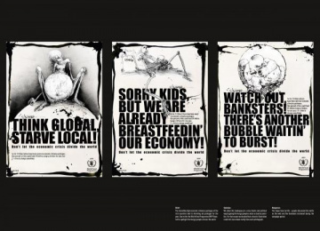 World Food Programme (WFP): MOTHER Print Ad by Serviceplan Munich