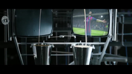 FIFA 15: The bitter-sweet taste of football Film by IMPERIAL WOODPECKER, Wieden + Kennedy Amsterdam