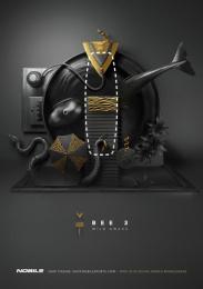 Nobile: Bee Print Ad by Saatchi & Saatchi Warsaw
