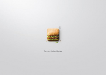 McDonald's: Big Mac Print Ad by TBWA\ Zurich