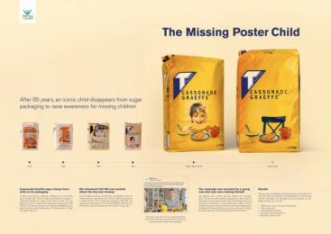 Child Focus: Child Focus Direct marketing by Wunderman Antwerp