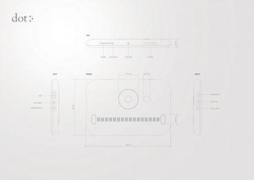 Dot Incorporation: Making The World Accessible, Dot by Dot. 2 Design & Branding by Serviceplan Korea, Serviceplan Munich