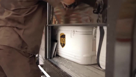 UPS: Let it snow Film by Ogilvy & Mather New York