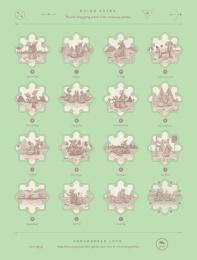 Wildlife Conservation Film Festival/ WCFF: Rhino Sutra Print Ad by DDB New York