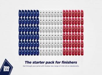 Doobai: The Starter Pack, 1 Print Ad by BBDO Nigeria