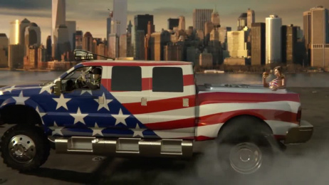 Carl's Jr: The Most American Thickburger Film by 72andsunny, Harvest