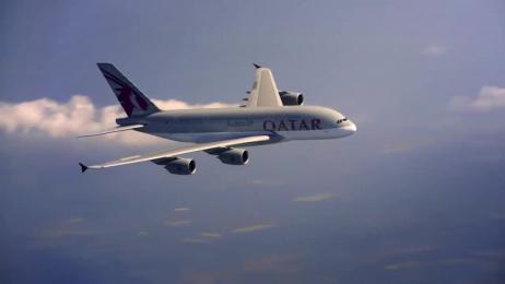 Qatar Airways: No Borders, Only Horizons Film by 180 Amsterdam