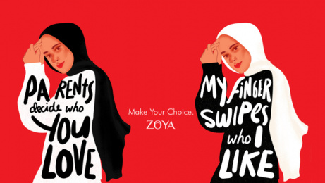 ZOYA: Dating Apps Print Ad by LUP, Jakarta