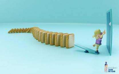 Bimbo Bakeries: Growth Print Ad by McCann Mexico